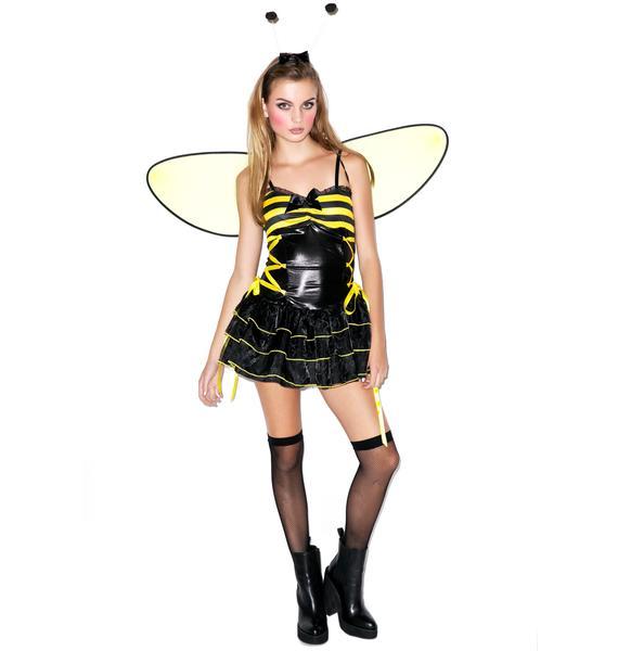 Lip Service Mizz Bee-Havin' Costume
