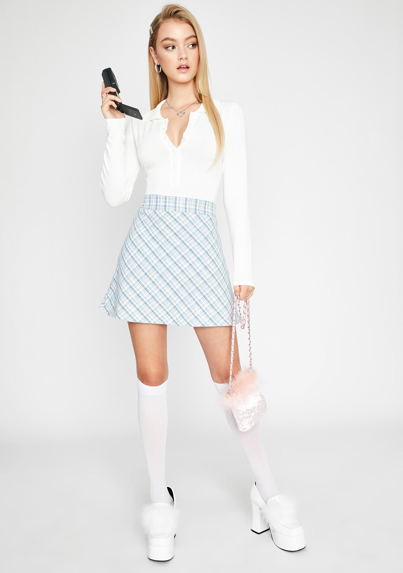 Sugar Thrillz What's The Latest Knit Bodysuit