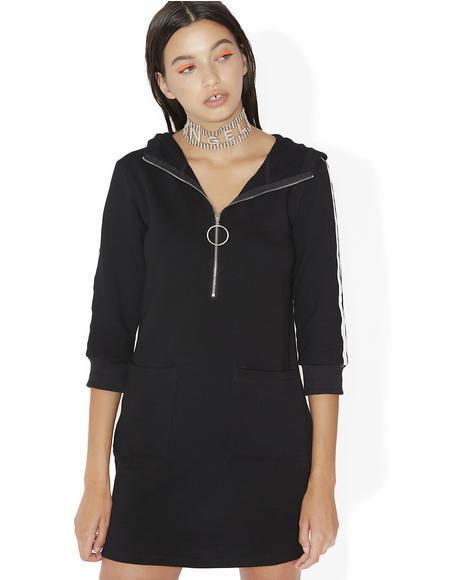 Relay Runna Hoodie Dress