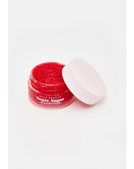 Red Roses Sugar Lip Scrub