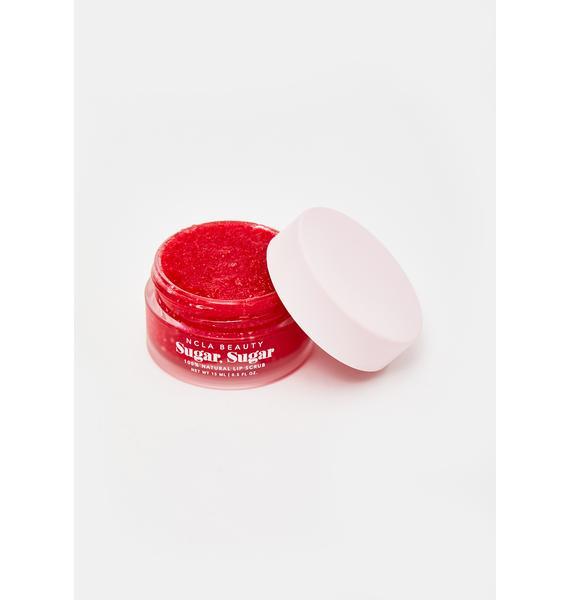 NCLA Red Roses Sugar Lip Scrub