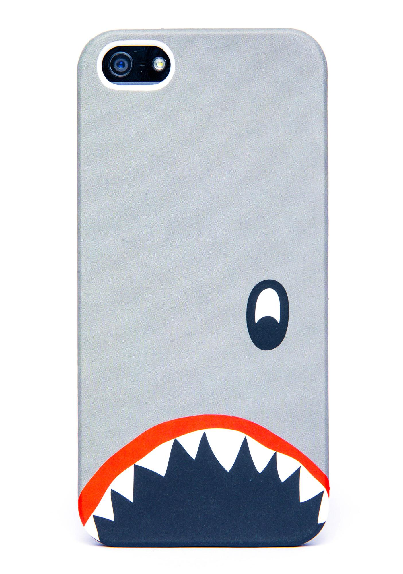 Lazy Oaf Shark iPhone 5 Case
