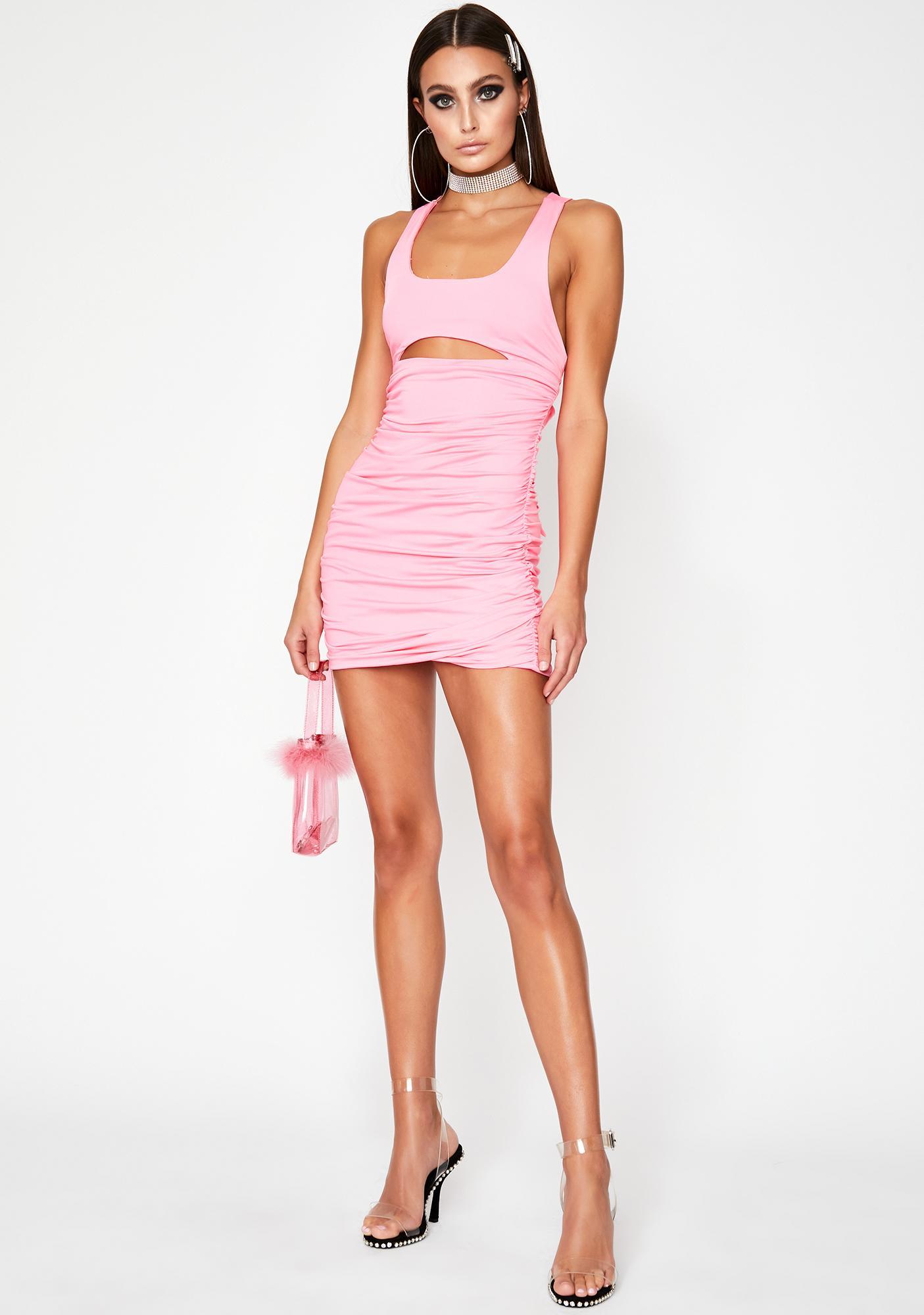 Cuz I Slay Mini Dress