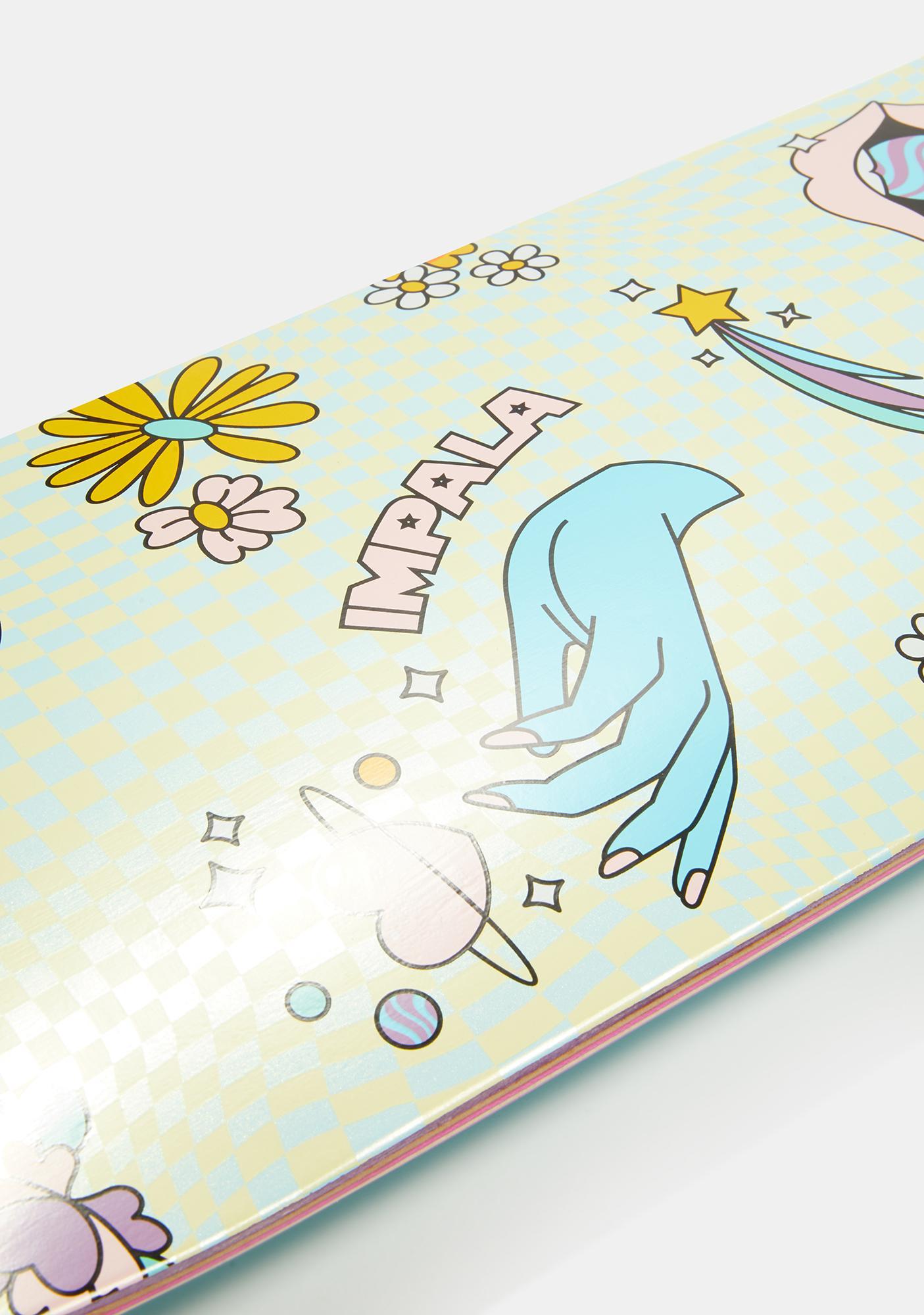 """Impala Rollerskates Ethereal 8.0"""" Skateboard Deck"""