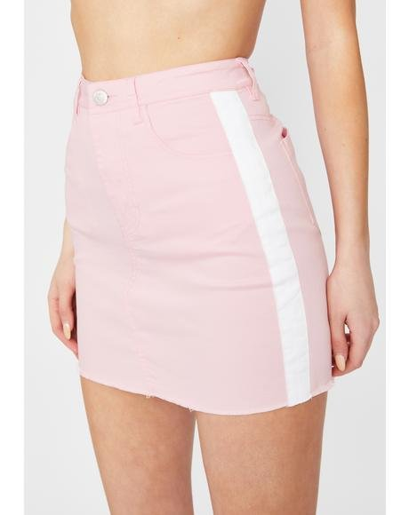 Sporty Gurl Mini Skirt