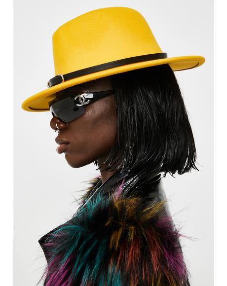 Sour Chief Baddie Felt Hat