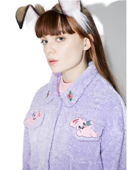 Esther Loves Oaf Lazy Bunny Jacket