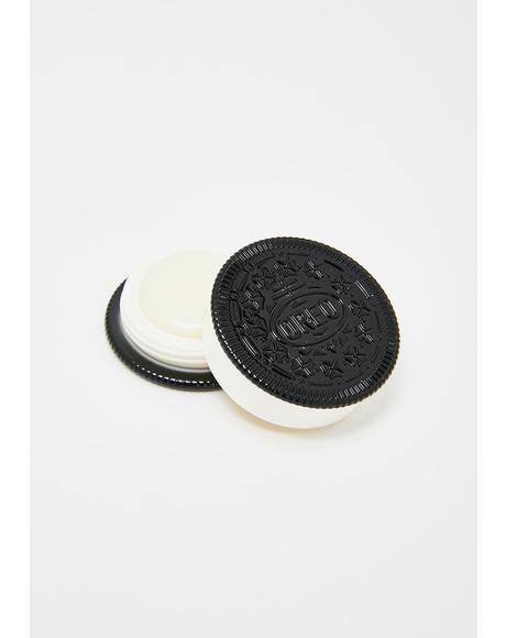 Oreo Flavored Lip Balm