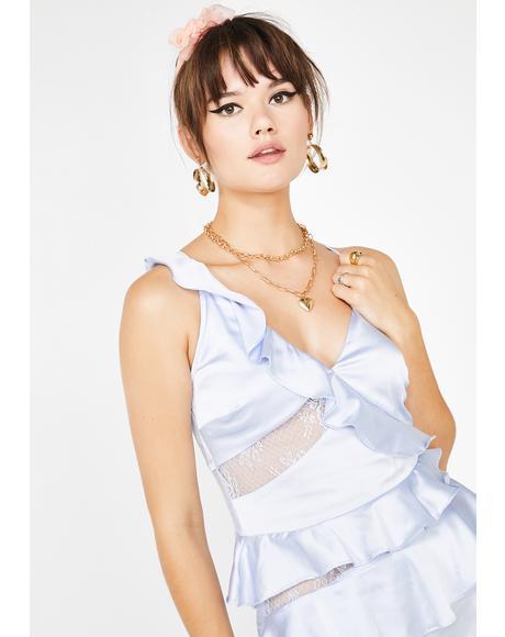 Cocktail Hour Mini Dress