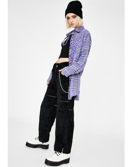 Jumbo Corduroy Pants V.2