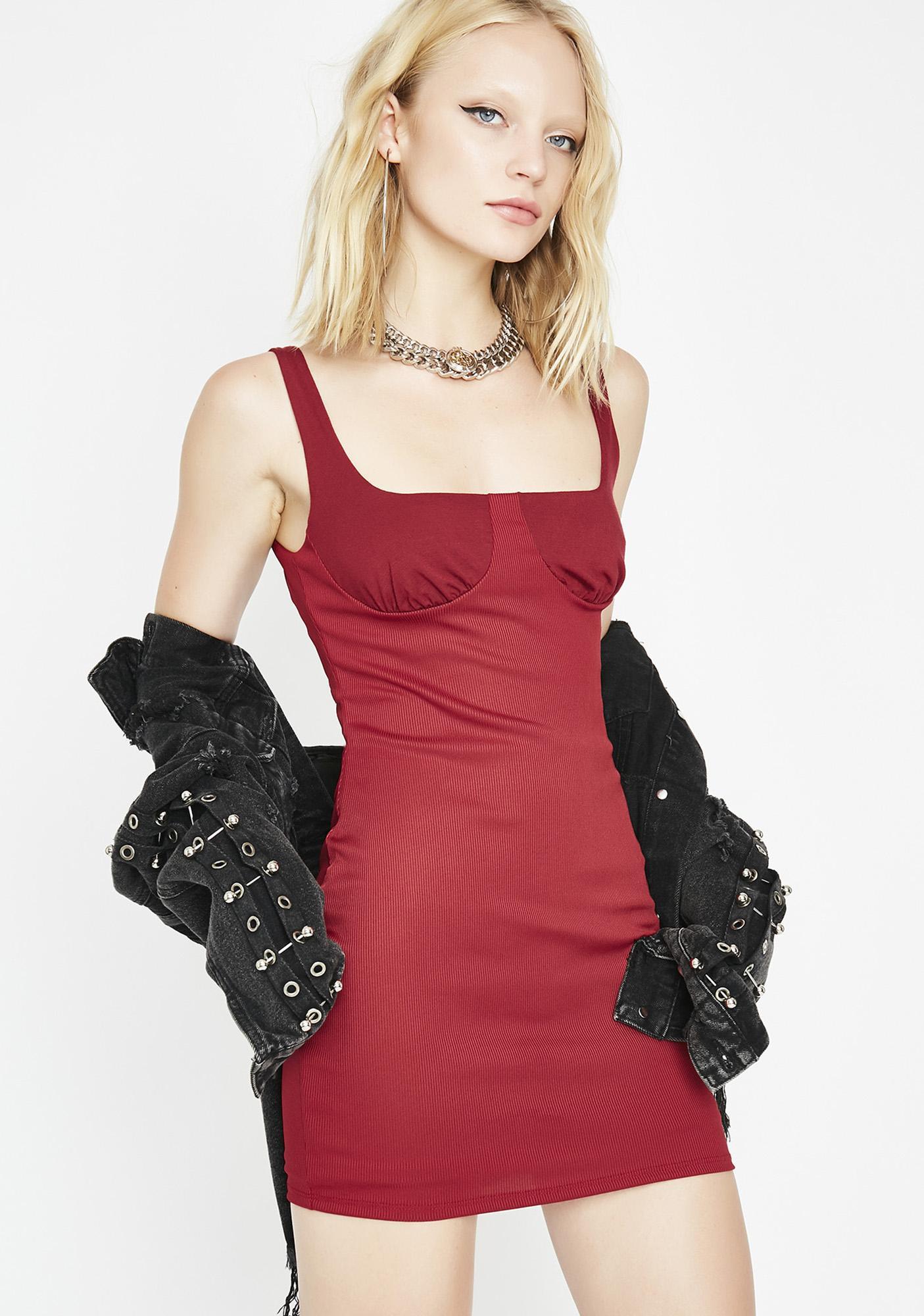 Party Hopper Bustier Dress