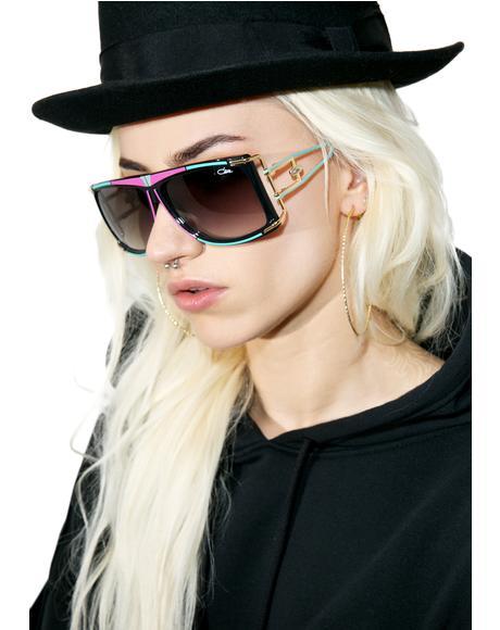 Vintage 866 Sunglasses