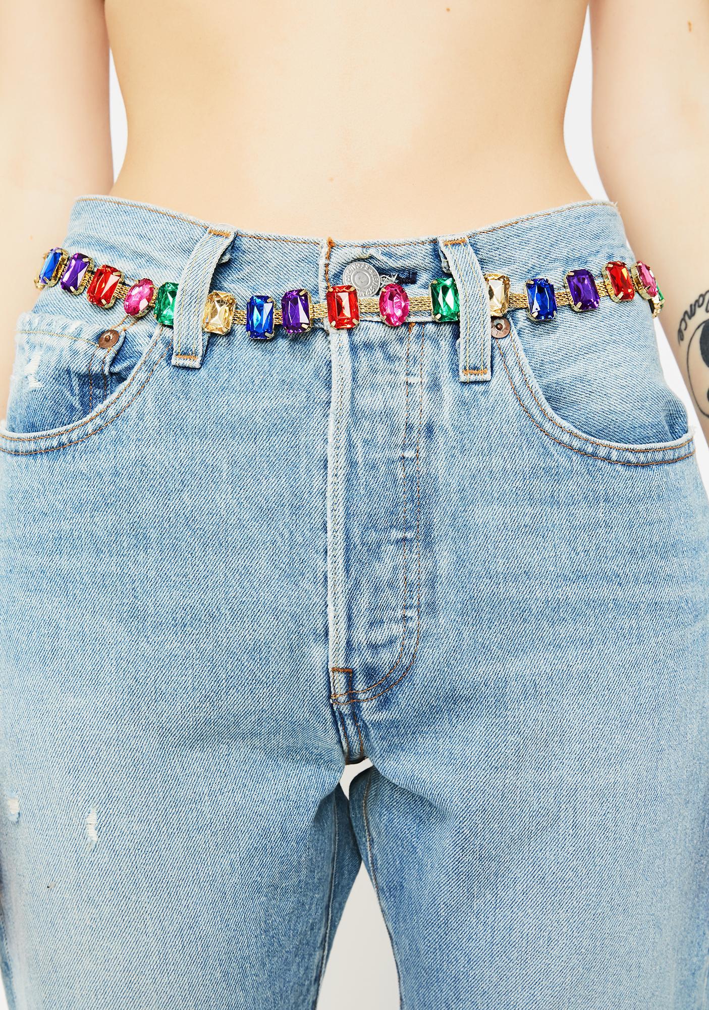 Glamour Game Waist Belt