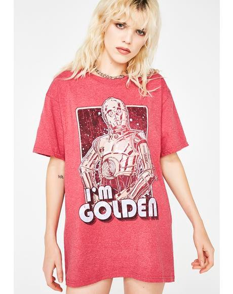 I'm Golden Graphic Tee