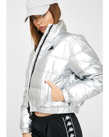 Authentic LA Boltan Puffer Jacket