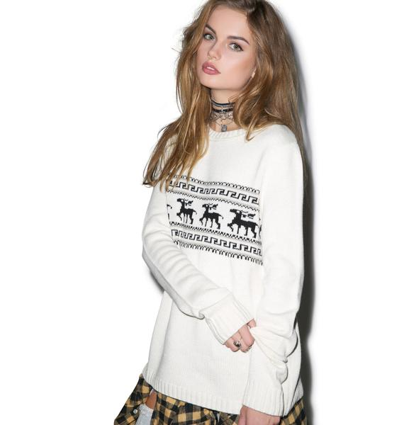 For Love & Lemons Alpine Pullover