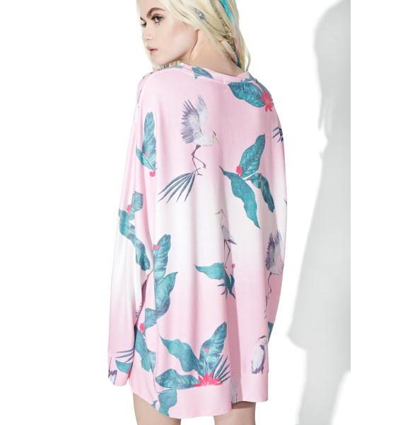 Wildfox Couture Hot Tropics Roadtrip Sweater