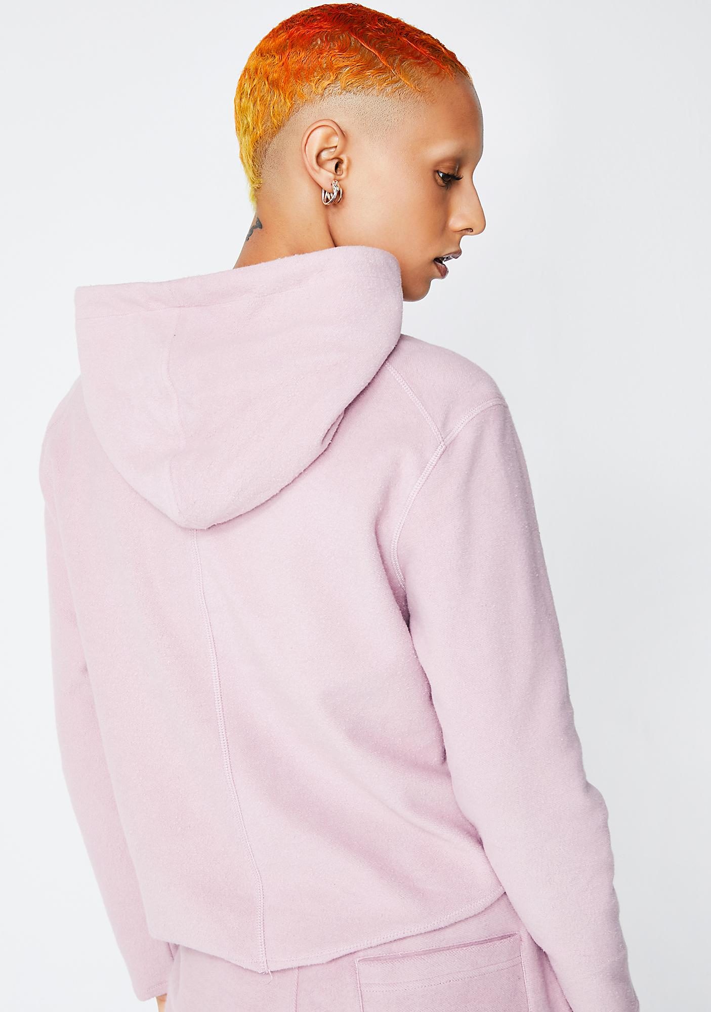 Publish Joanne Cropped Hoodie