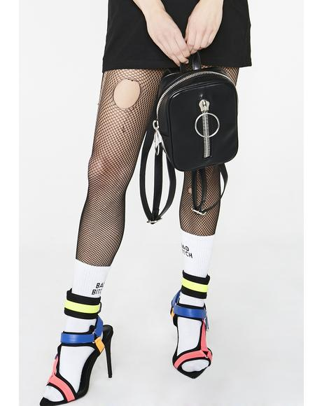 Onyx Slimelight Mini Backpack
