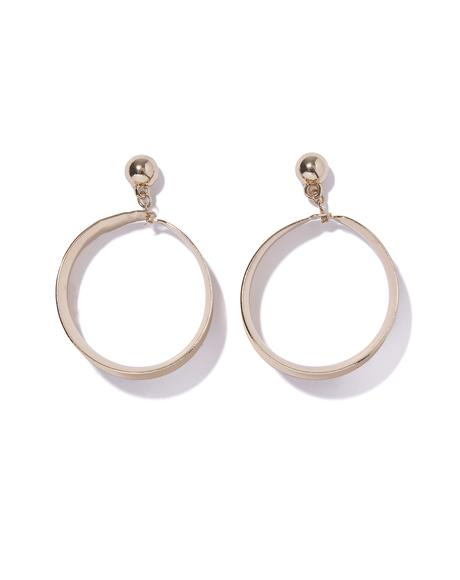 Sweet Victory Hoop Earrings