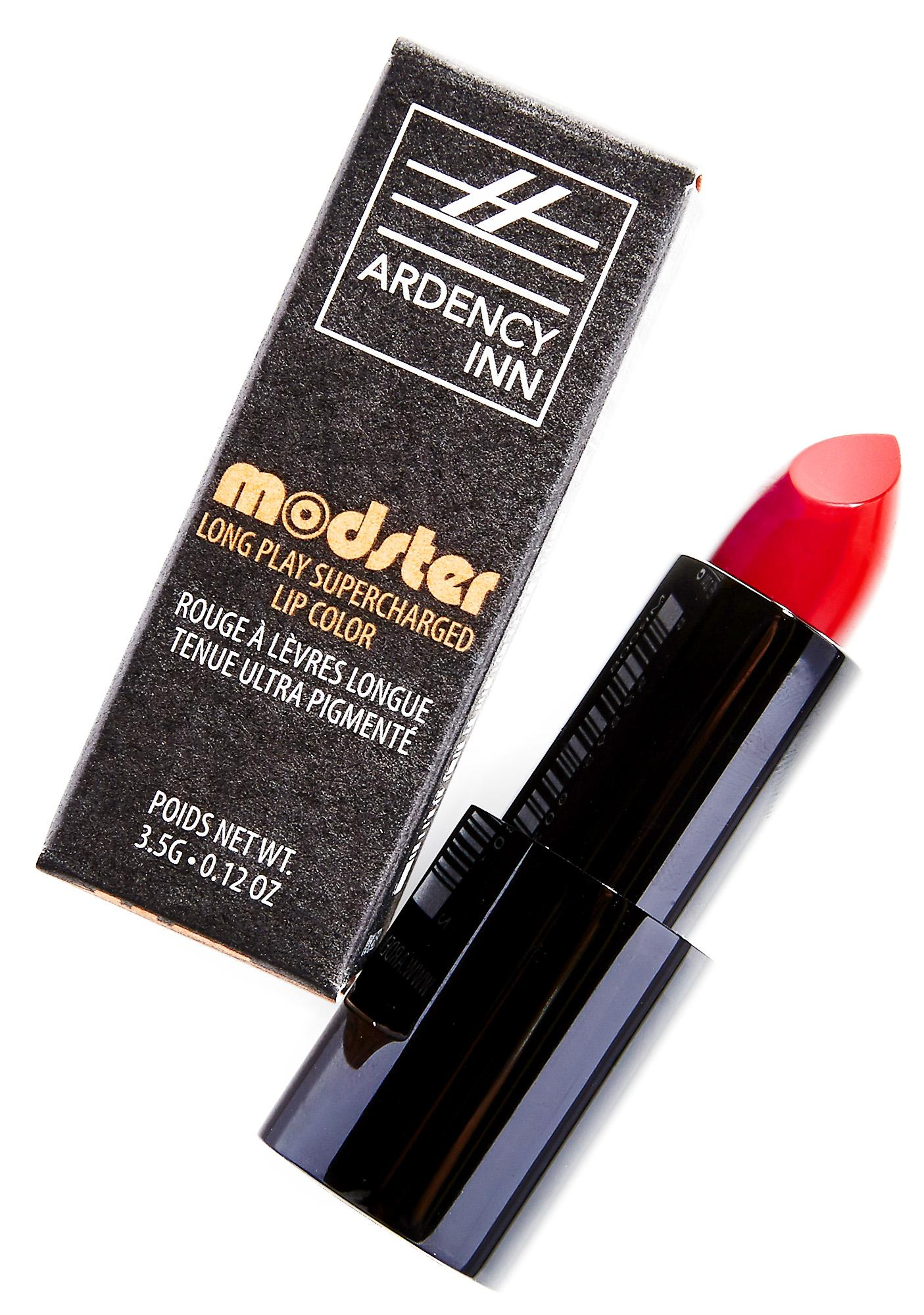 Ardency Inn Lovecat Modster Long Play Lip Color