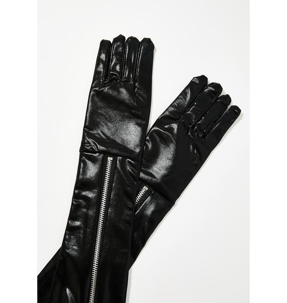 Zip Me Up Gloves