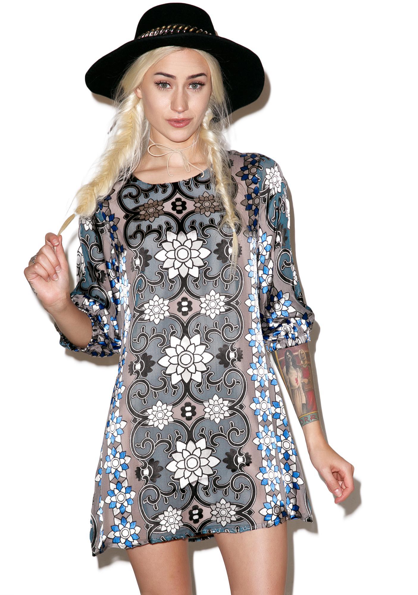 For Love & Lemons Teresa Dress