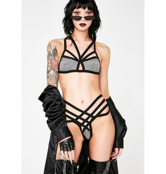 High Frequency Lingerie Set