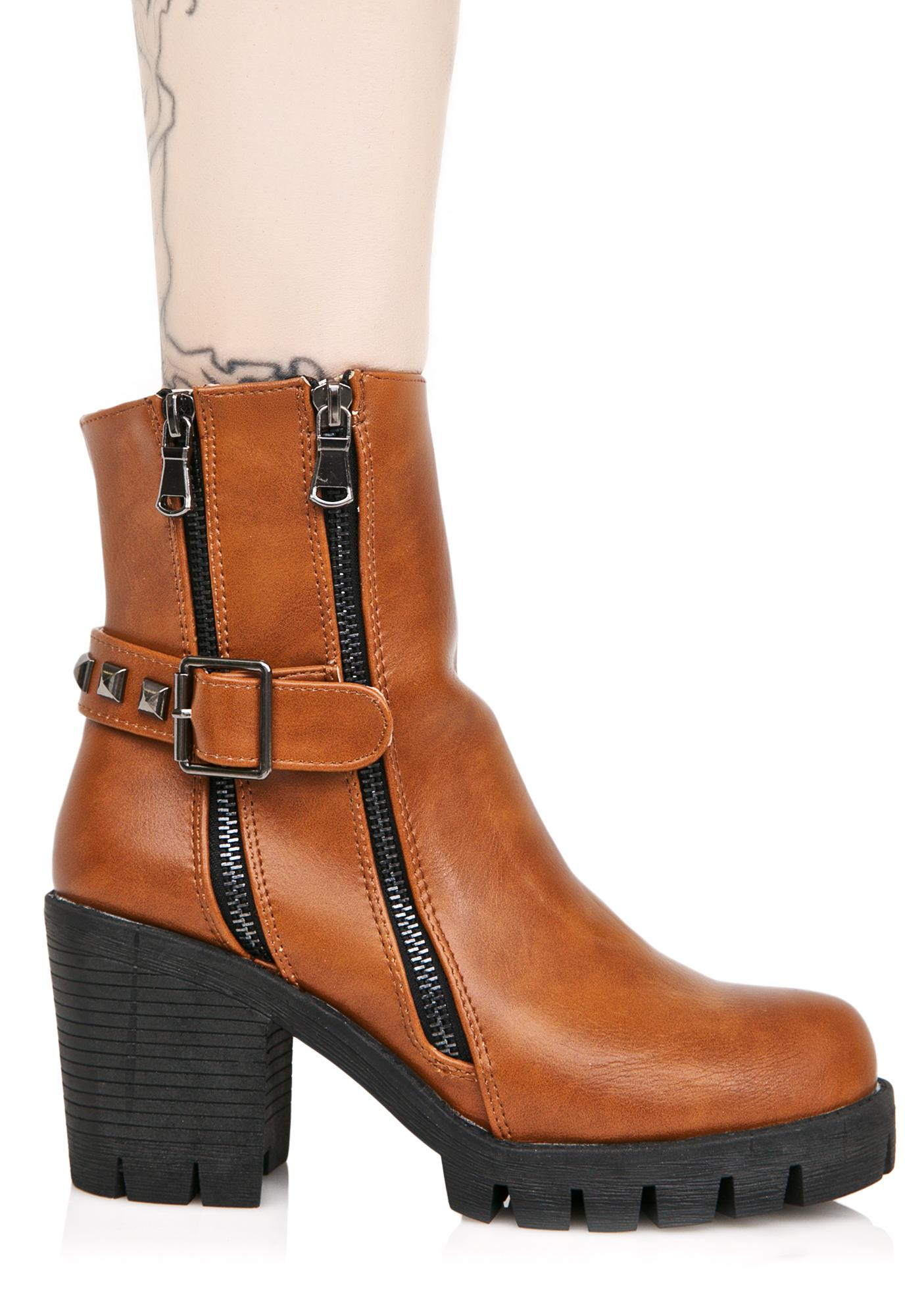 Abernathy Ankle Boots