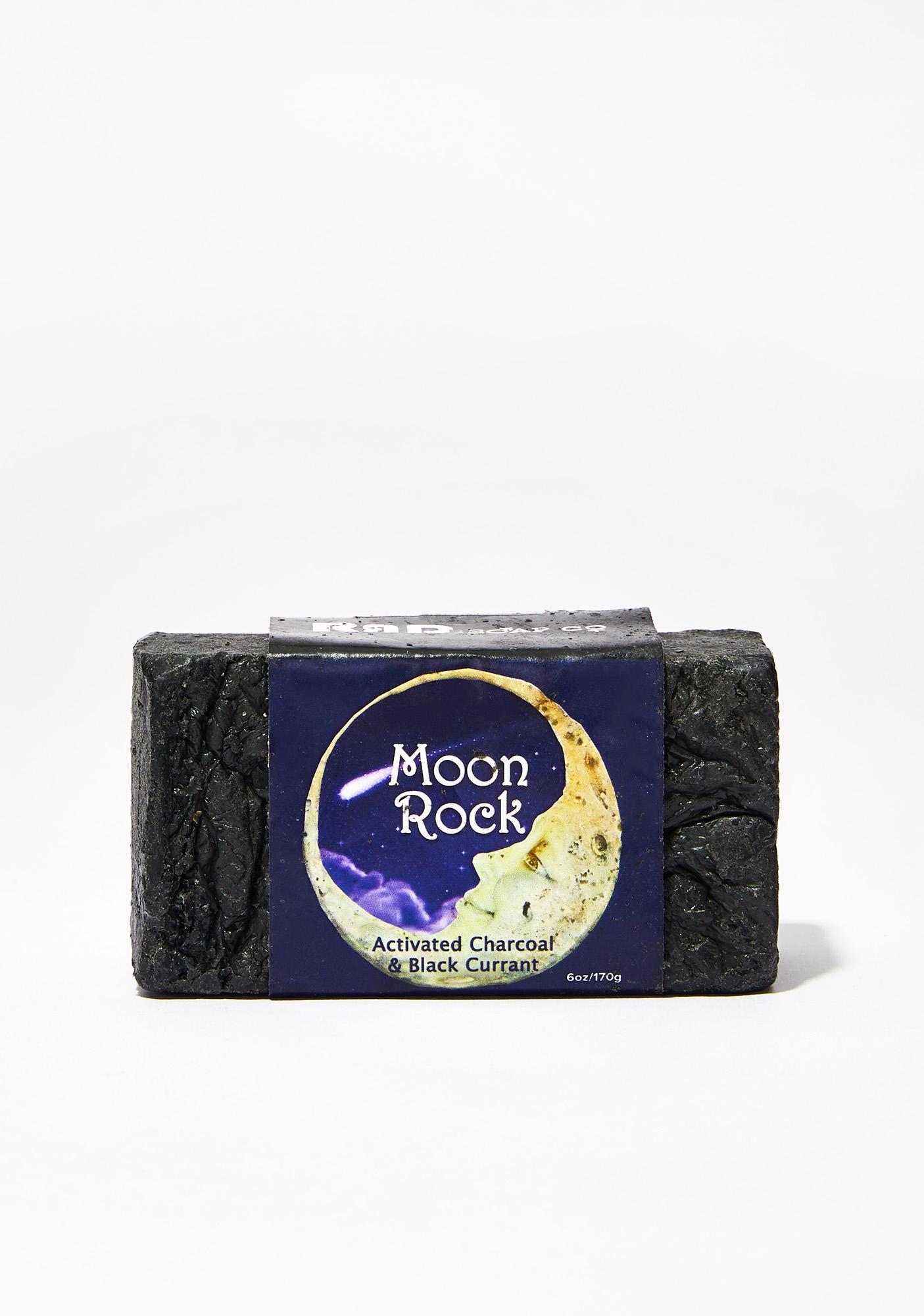 Rad Soap Co. Moon Rock Body Bar