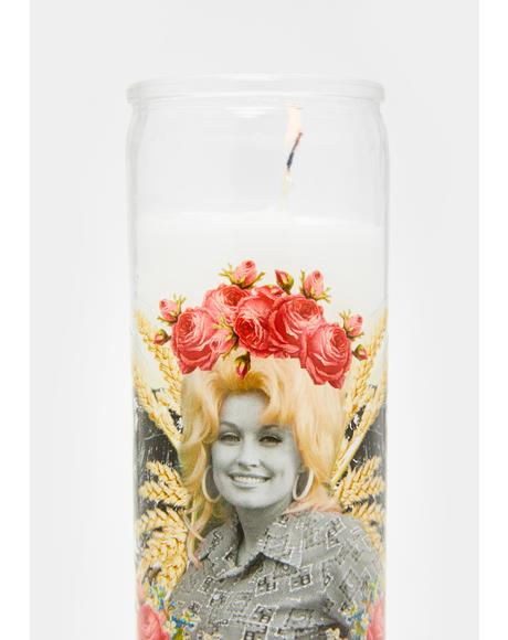 Our Lady Of Tennessee Altar Candle