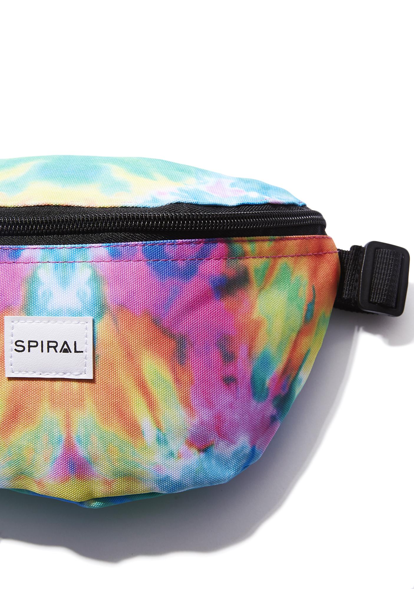 Spiral UK Trance Harvard Bum Bag