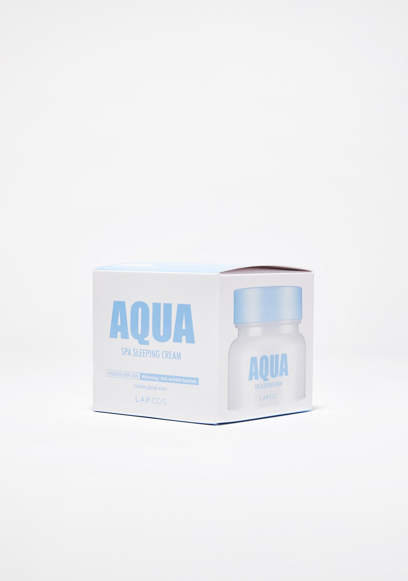 LAPCOS Aqua Sleeping Cream