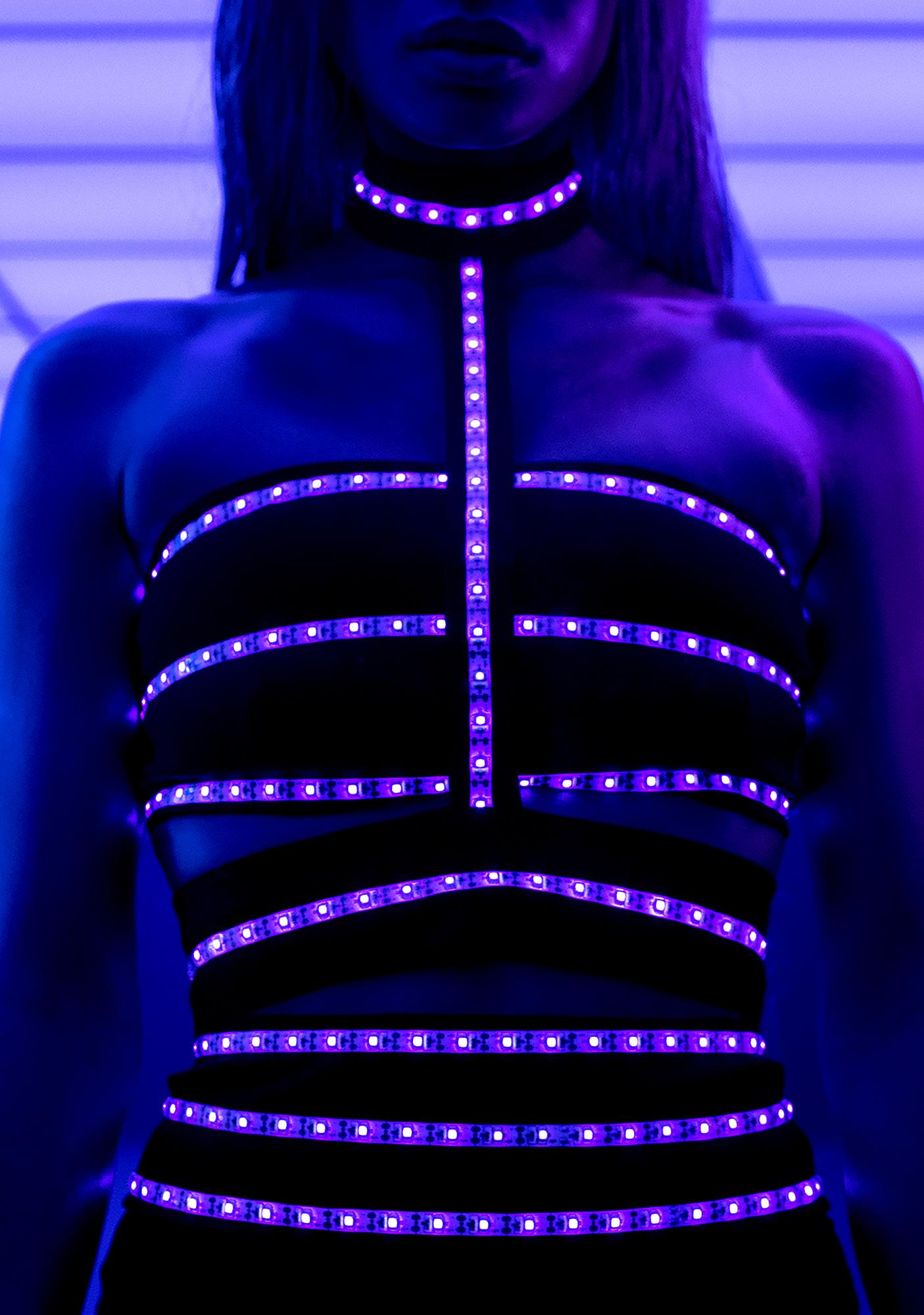 Club Exx Robotica Light Up Harness