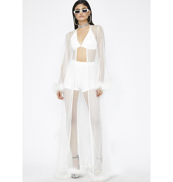 Pure Lady Of Deluxxx Pant Set