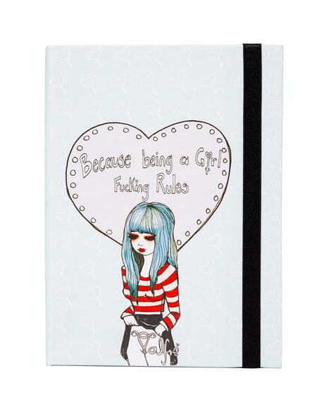 Girl Rules Journal