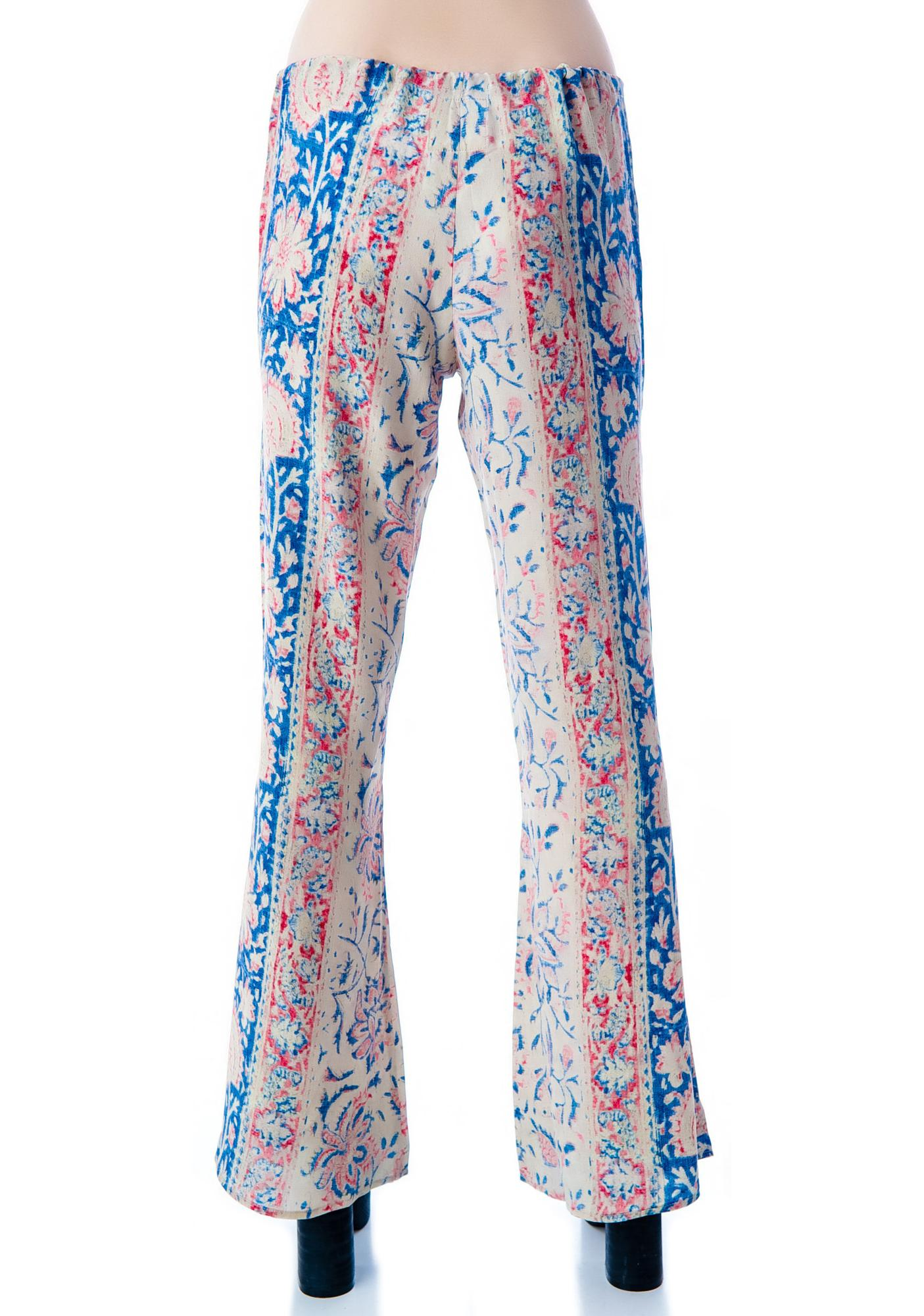 Chaser Tapestry Drawstring Pants