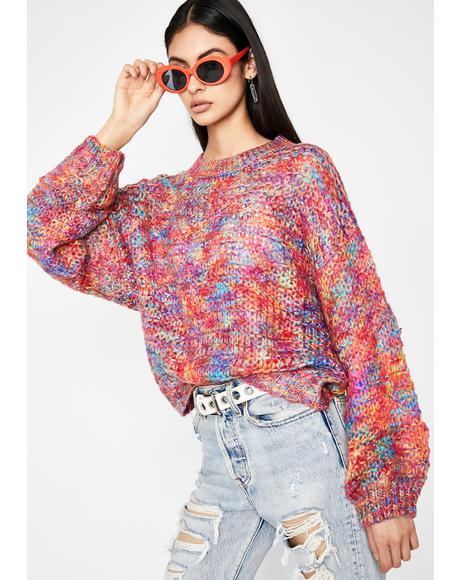 Call Me Cute Knit Sweater