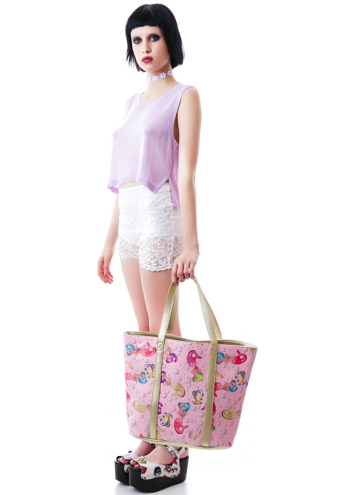 Iron Fist Lollipop Lorelei Tote Bag