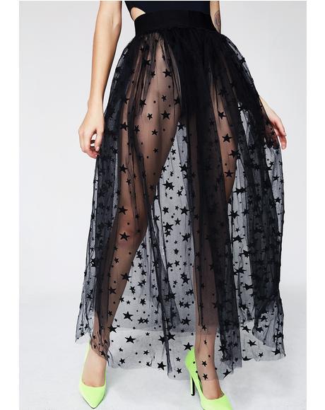 Stellar Babe Tutu Skirt