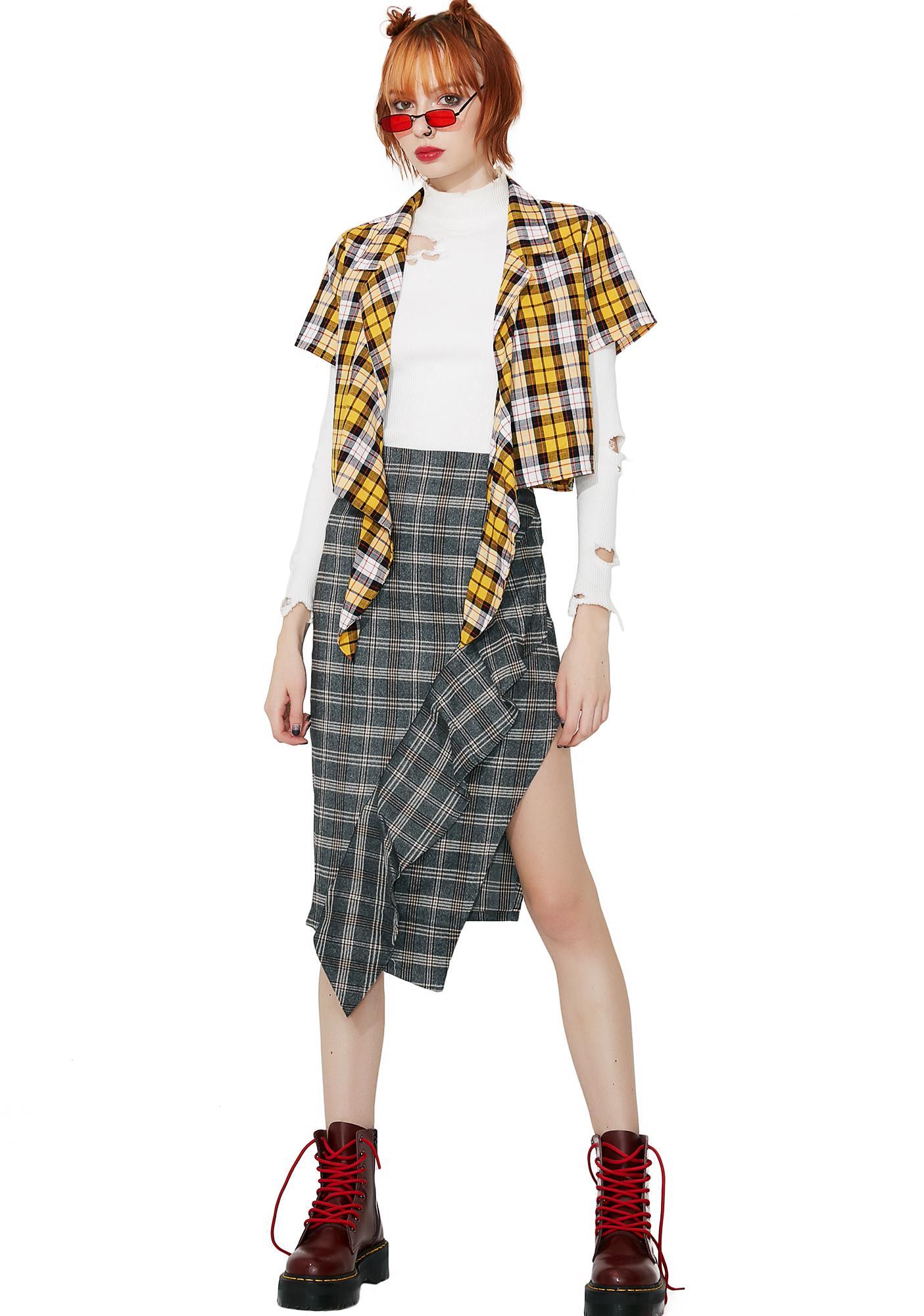 Miss Felicity Midi Skirt