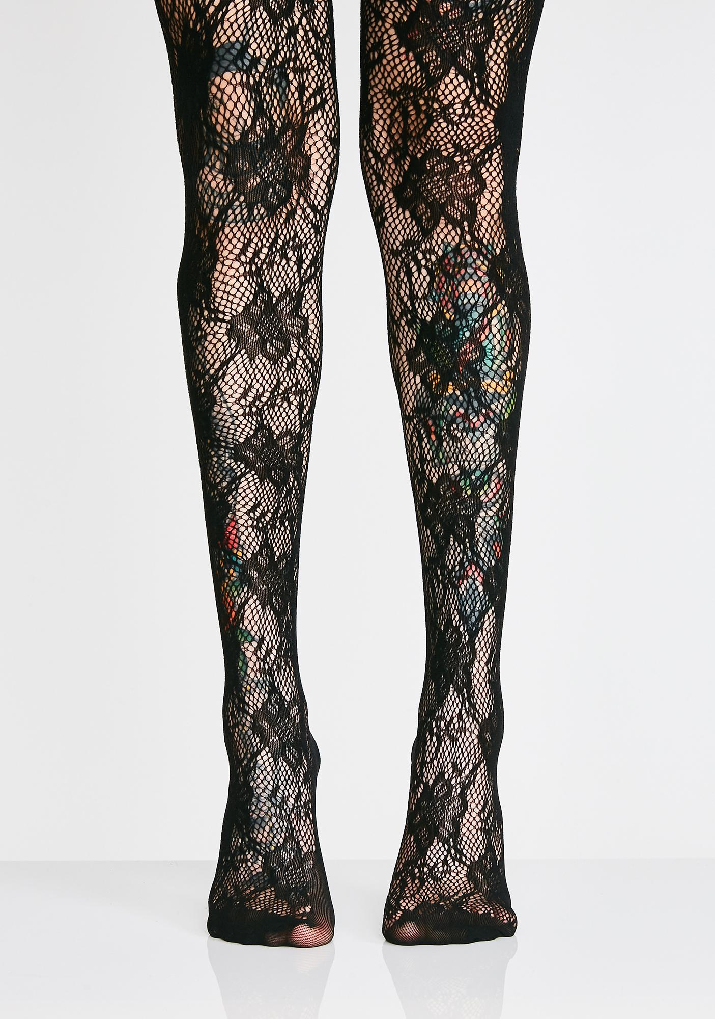 9c9fcc81b44dce Baby Monster Lace Tights; Baby Monster Lace Tights ...