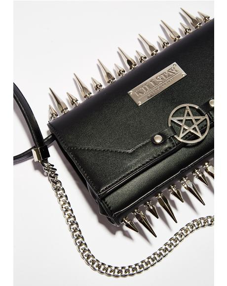 She Devil Clutch Bag
