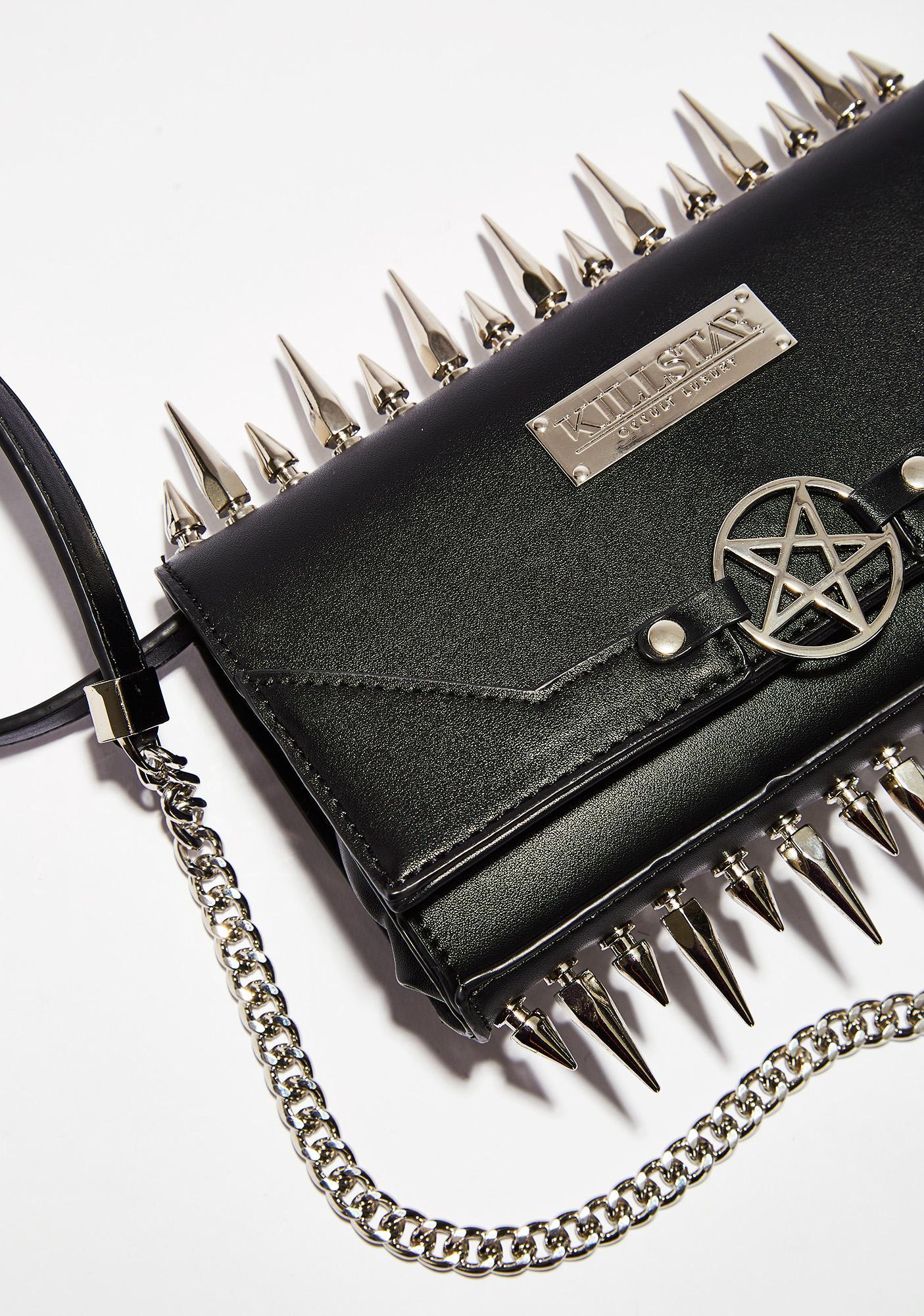 Killstar She Devil Clutch Bag
