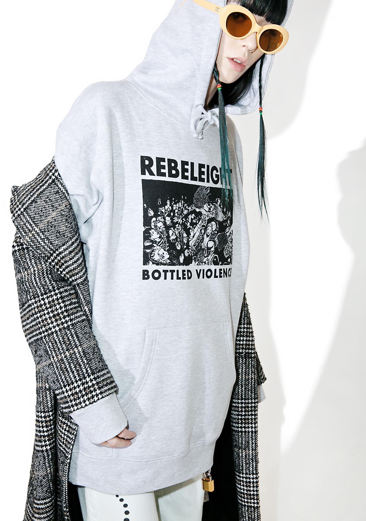 Rebel8 Bottled Violence Pullover Hoodie