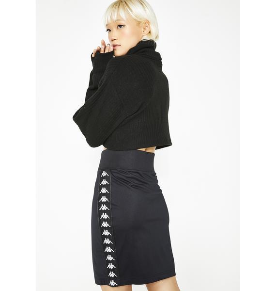 Kappa 222 Banda Aoay Mini Skirt