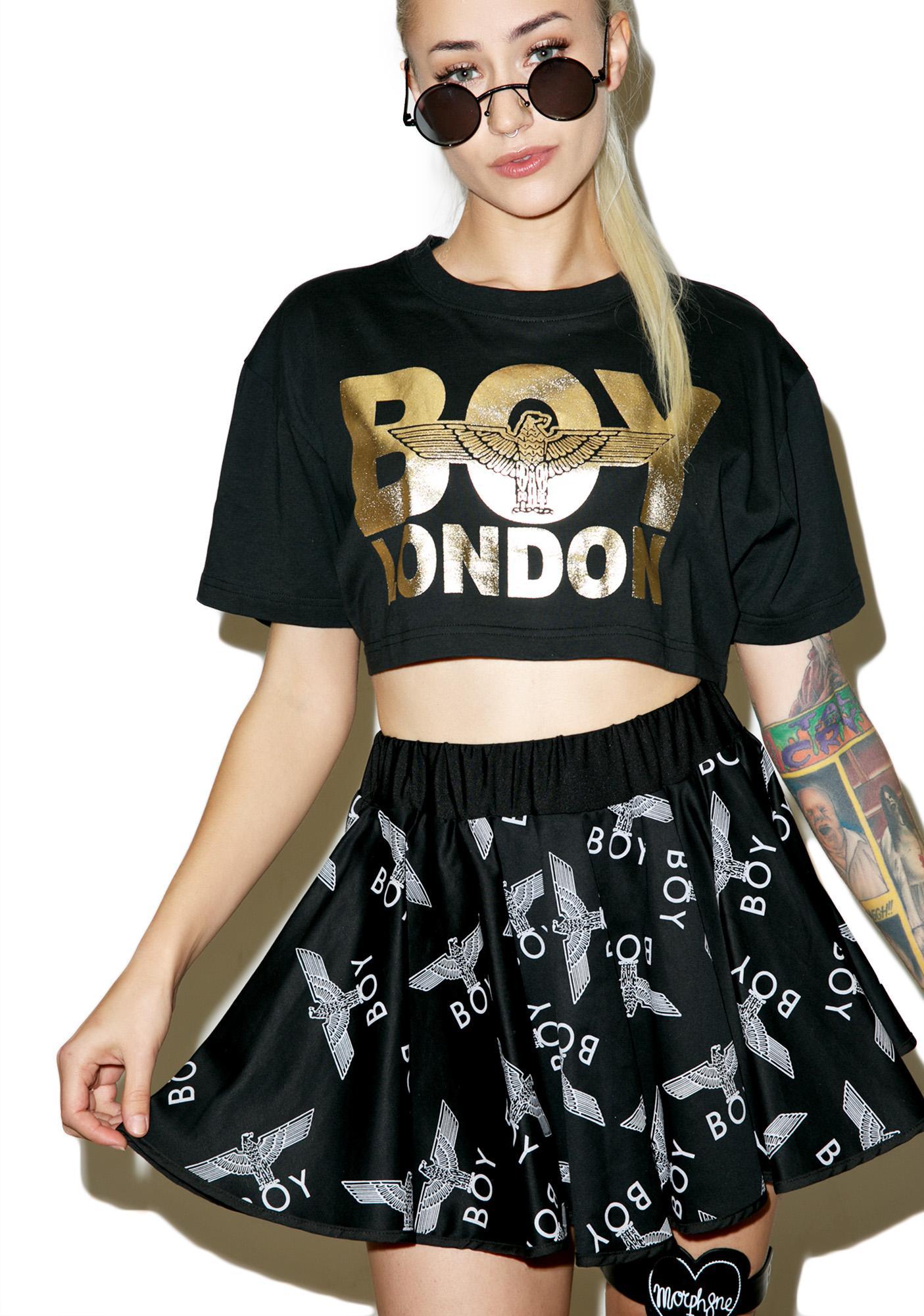 BOY London Boy Rara Skirt