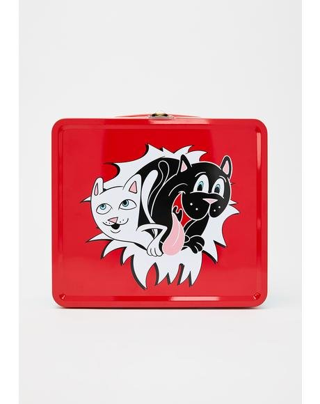 Nerm N' Jerm Show Lunch Box