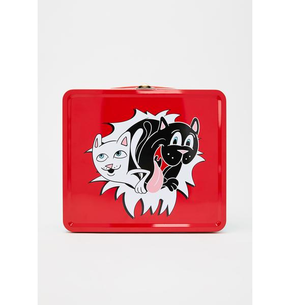 RIPNDIP Nerm N' Jerm Show Lunch Box