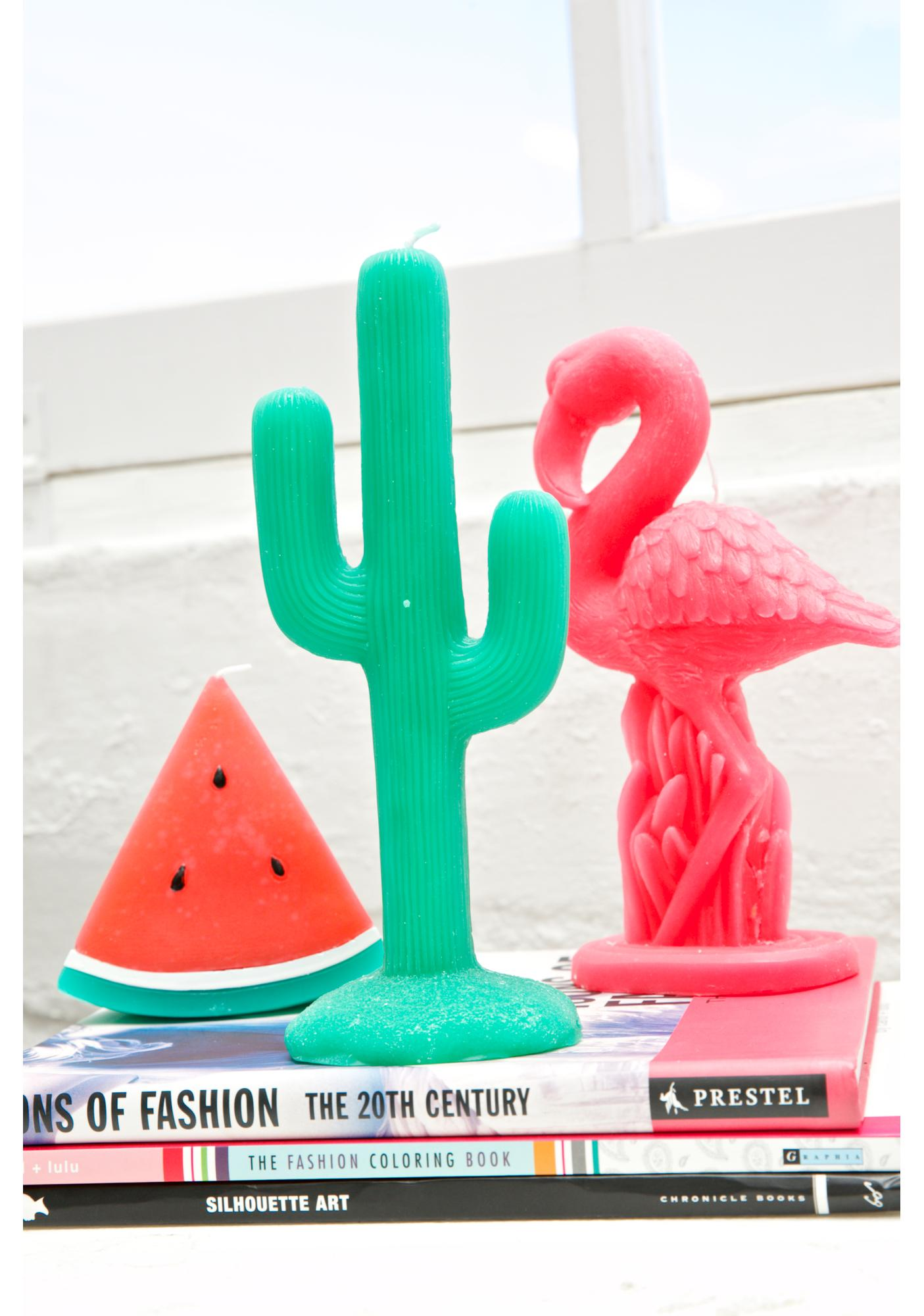 Cactus Coolah Candle